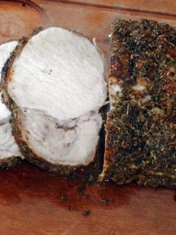 Rôti de porc - Pâtisserie