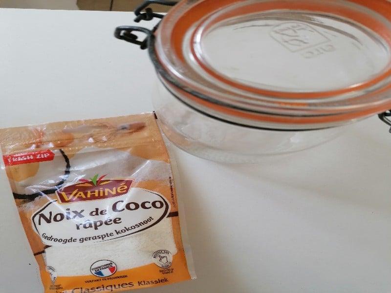 rhum maison - Noix de coco