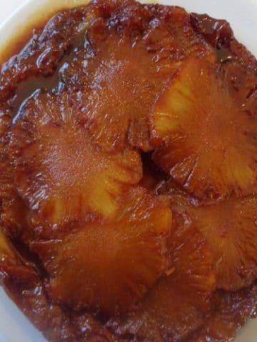Tarte Tatin - Ananas