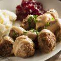 Boulette de viande - Cuisine suédoise