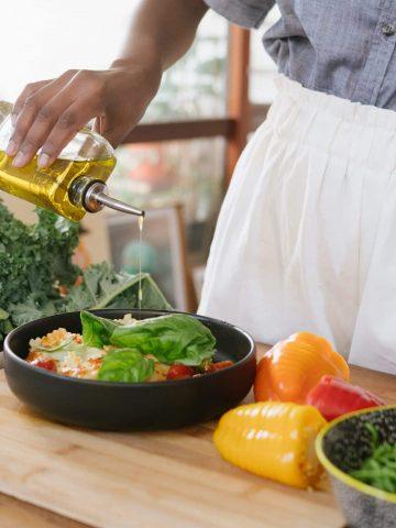 Huile d'olive - Pétrole