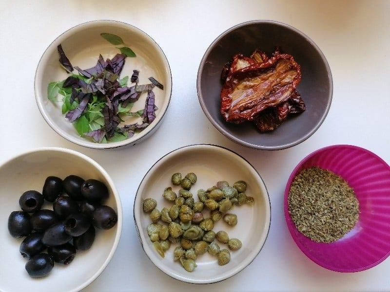 Cuisine végétarienne - Le déjeuner