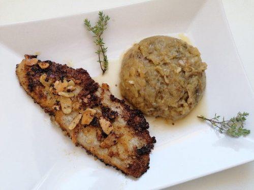 Cuisine végétarienne - Purée