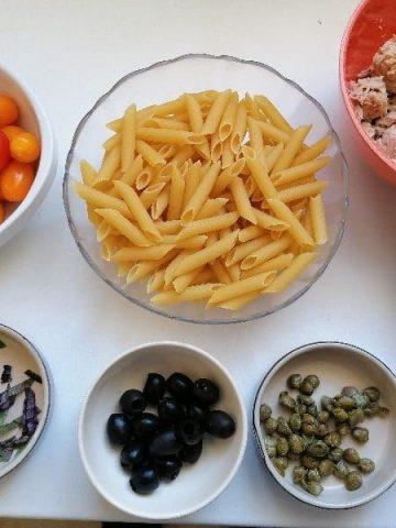 cuisine italienne - Pâtes