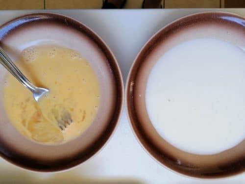 Crème - Escalope