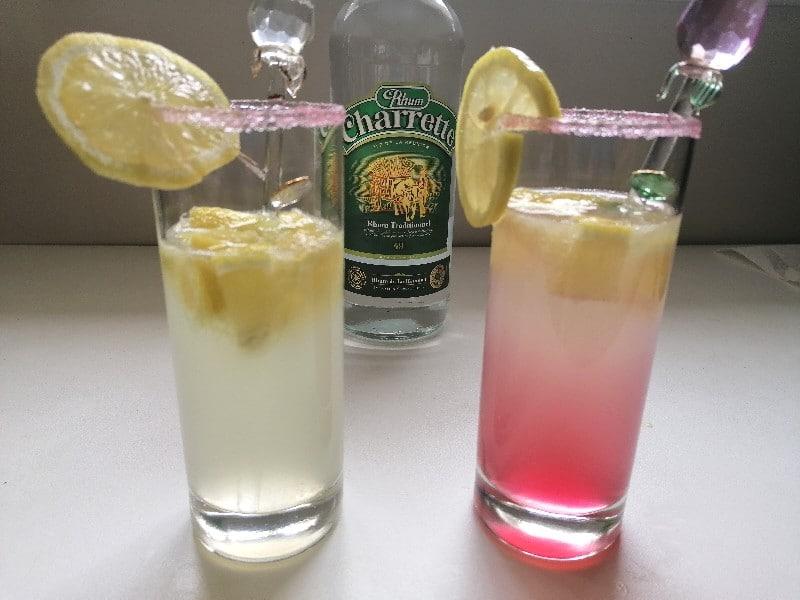 Garniture cocktail - Mai Tai - Cocktail rhum sour nature ou grenadine