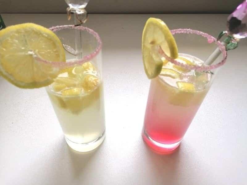 Garniture cocktail - Boisson non alcoolisée