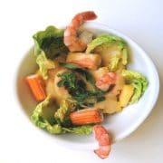 Cuisine végétarienne - Cai cai