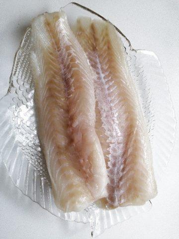 Hareng sous-marin - Morue séchée et salée