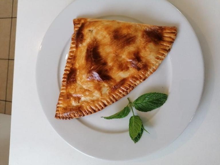 empanadas boeuf -Tarte à la mélasse - Petit pâté