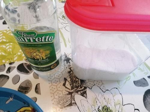 rhum maison - Produit laitier