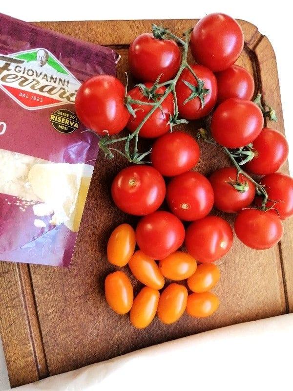 Tomate Bush - Aliments naturels - tomates grappe