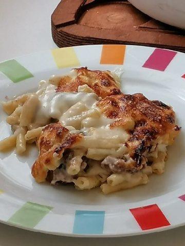 Pastitsio - Petit déjeuner - Gratin de pâtes viande hachée