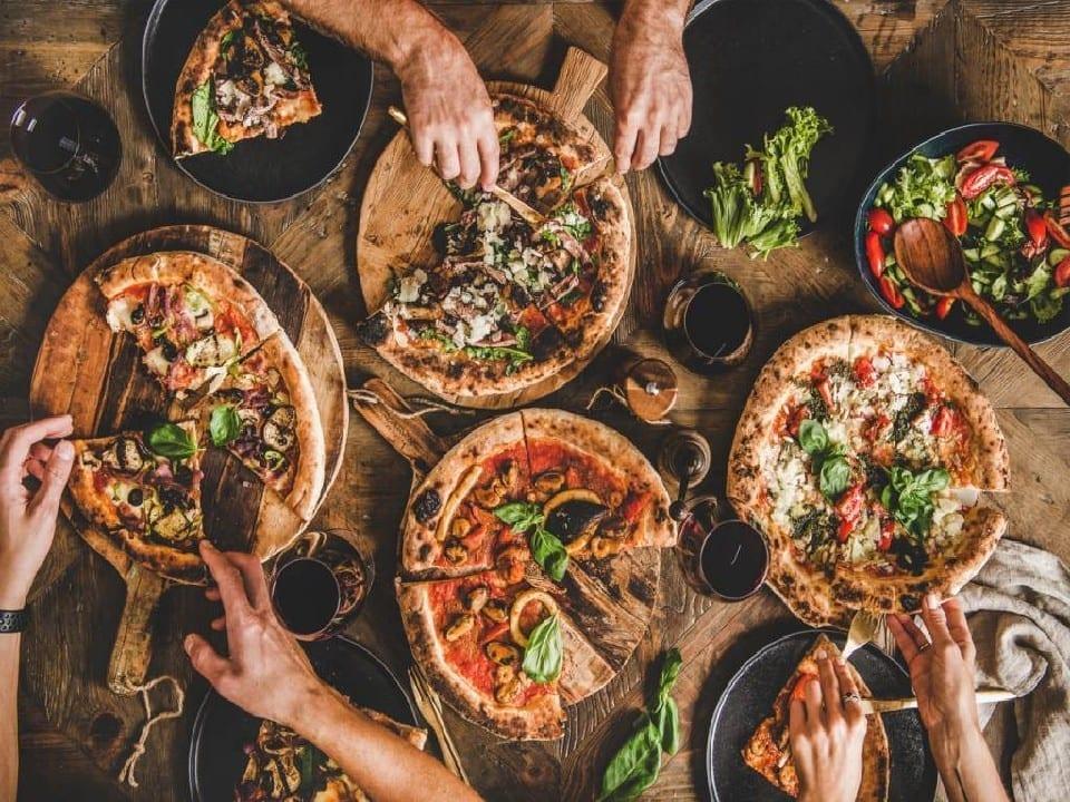 Pizza - cuisine italienne