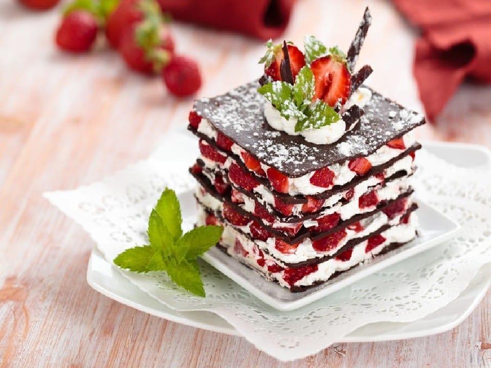 Dessert - Douhua - la Saint Valentin