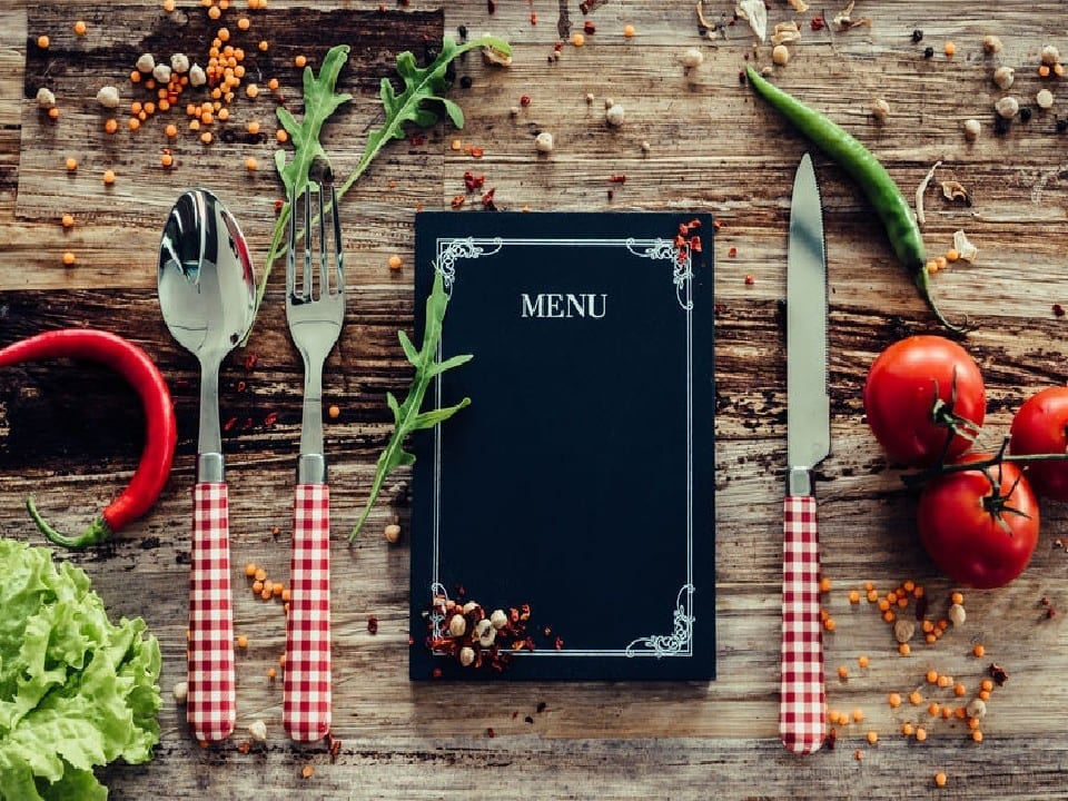 Restaurant - Menu - la Saint Valentin