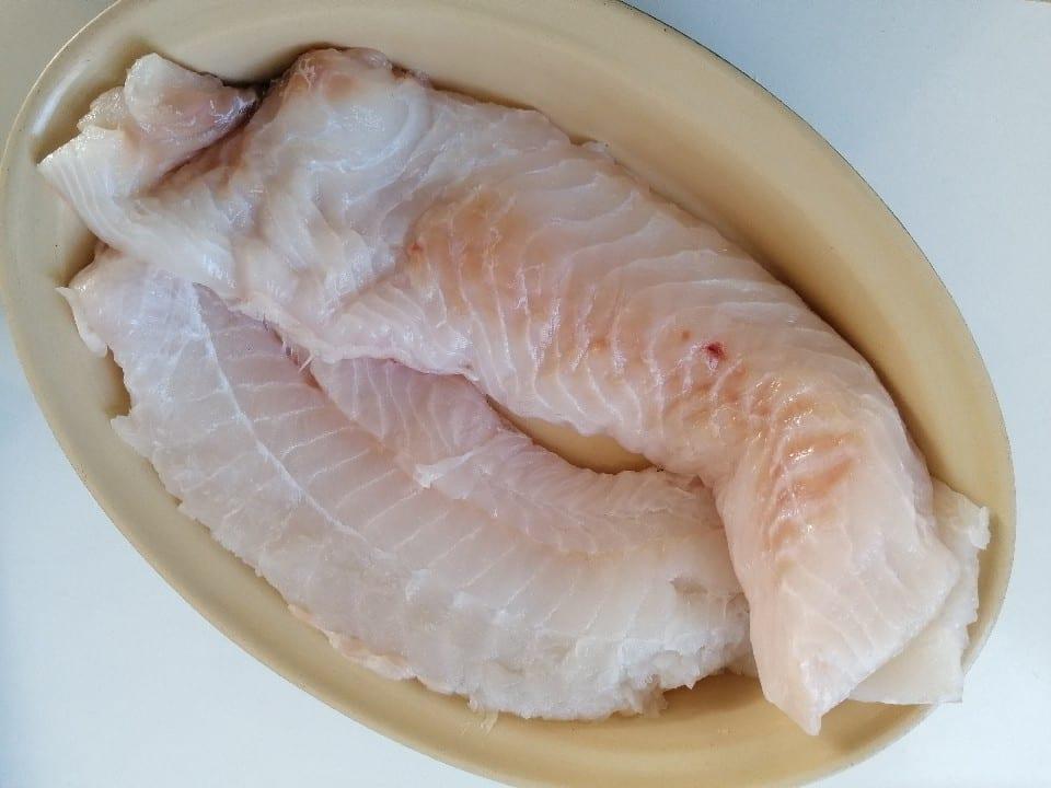 Saumon - Fruits de mer - cabillaud pané