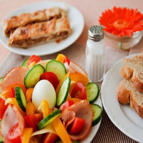 Petit-déjeuner - Œuf - gastronomie congolaise