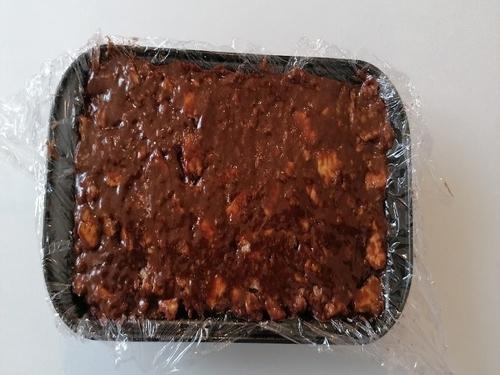 Brownie au chocolat - Truquer