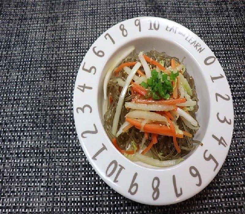 Chinese cuisine - Cuisine végétarienne - séjour en corée du sud-