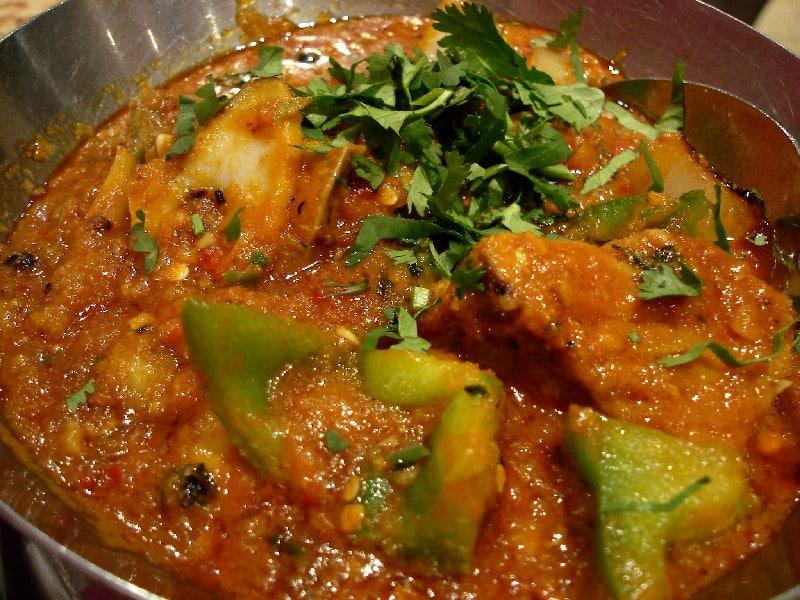 Sauce - Indian cuisine - escapade en inde