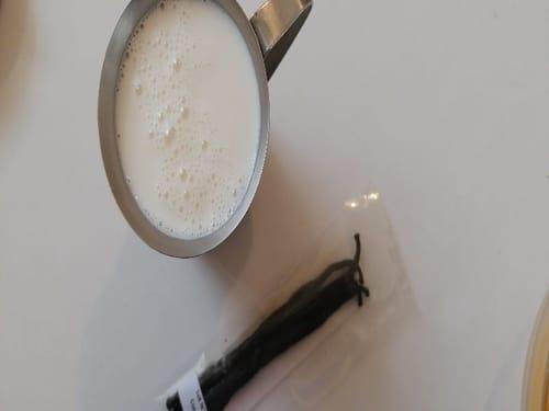 Produit laitier - Saveur - crème pâtissière