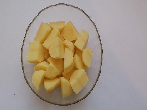 Fruit - patates sautées