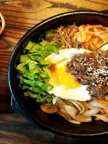 Korean cuisine - Bulgogi