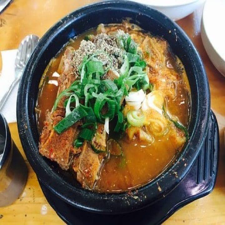 spécialités culinaires phares de la Corée du Sud, la soupe