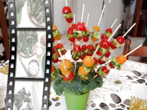 brochettes de tomates-cerises fiche technique
