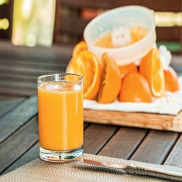 recettes jus de fruits