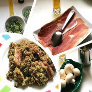 salade de quinoa mozaique